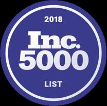 Inc. 5000 2018