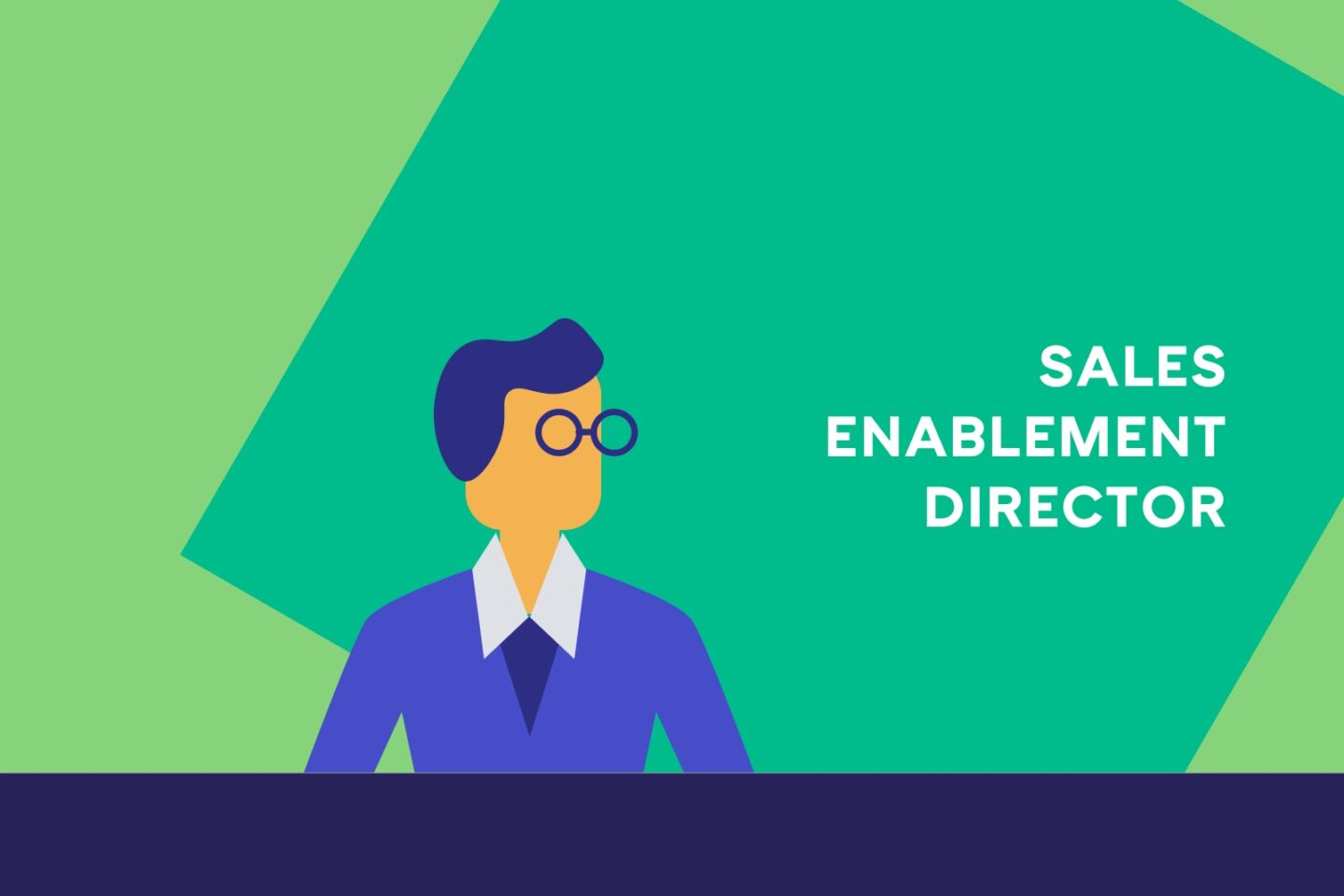 Sales enablement ROI for the sales enablement director